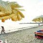 Пляж отеля Klajdi