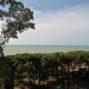 Вид на море из отеля Marika