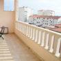 Вилла Zdravka, номер ST02+1. Балкон.