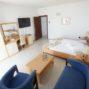 Вилла Tramontana номер APP04 Lux SV спальня